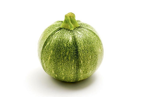 Ronde De Nice Squash 10 Seeds -Heirloom Vegetable -Great Taste