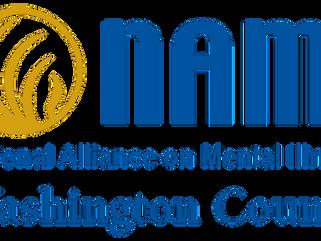 NAMI of Washington County - General Contractor 06/21/21
