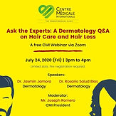 Ask the Experts: A Dermatology Q&A on Hair Care and Hair Loss