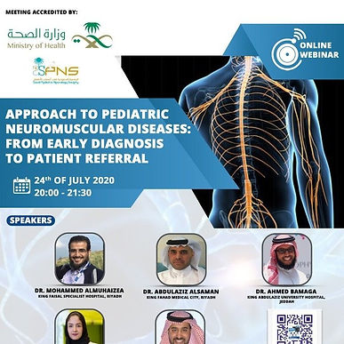 Approach to Pediatric Neuromuscular Diseases: From Early Diagnosis to Patient Referral