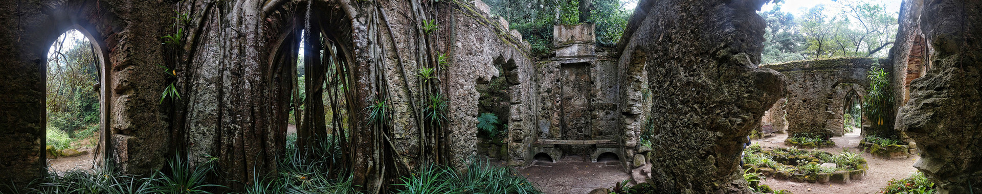 2017 Sintra Parque de Monserrate V pano