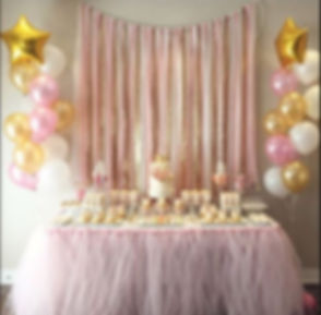 Rose Pink Gold Baby Shower Setup_Girl.JP