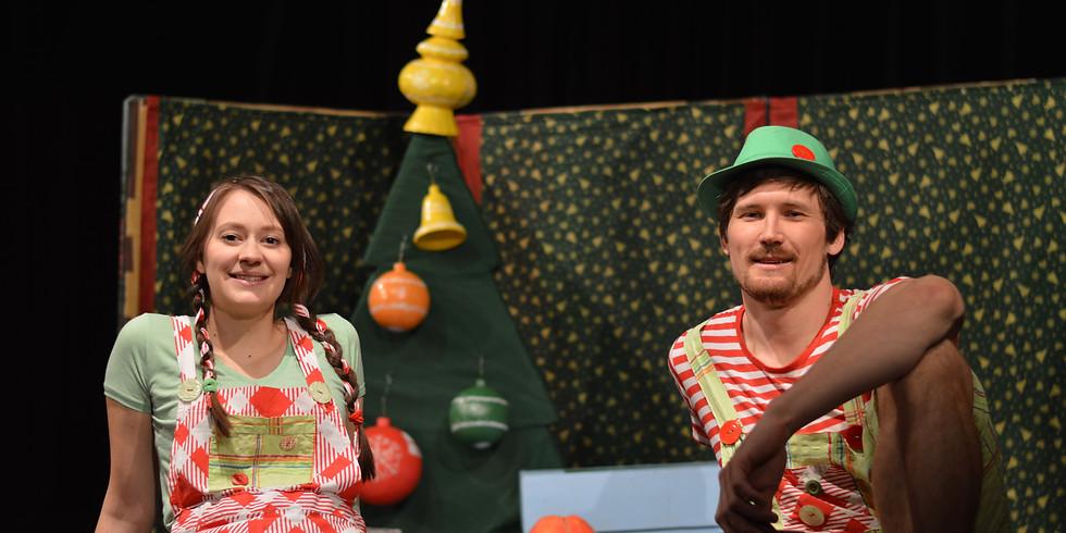 Truhlík a Truhlička - Vánoční Hvězdička