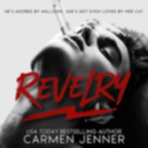 Revelry Audiobook Cover