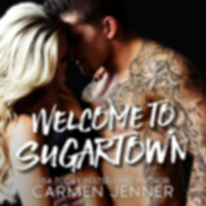 Welcome to Sugartown Audiobook Cover