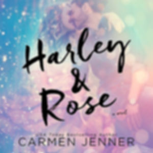 Harley & Rose Audiobook Cover