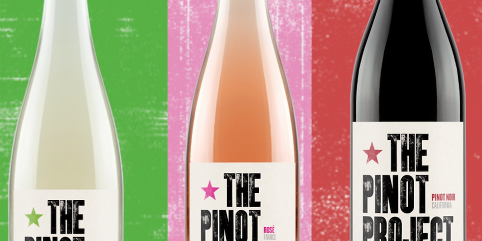 The Pinot Project: Pairs Well With Friends!