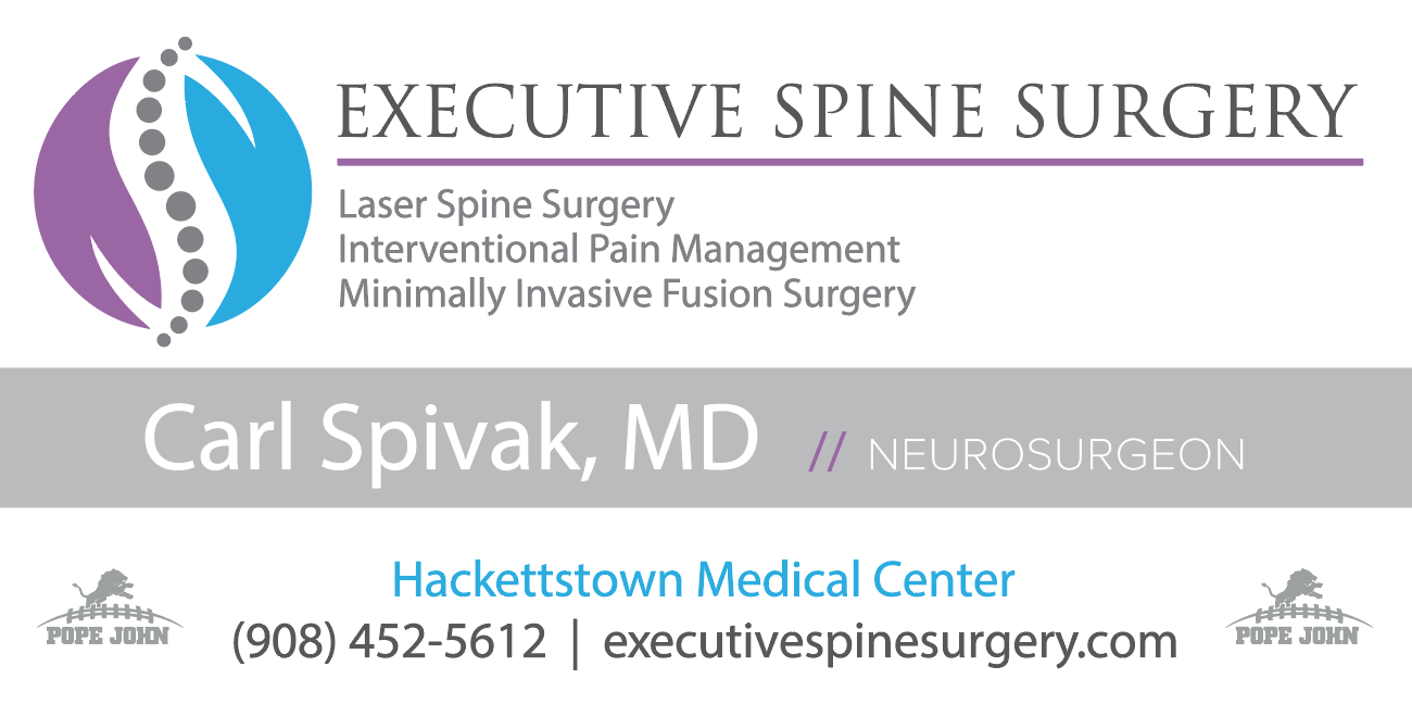 Spivak - Executive Spinal Surgery