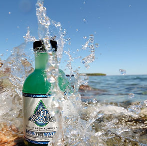 Four the Water Kombucha - Proceeds Benefit the Superior Watershed