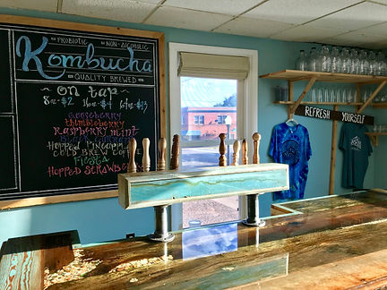 Taproom Located in Downtown Marquette, MI