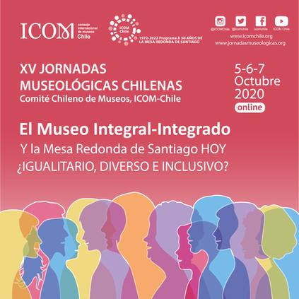 XV Jornadas Museológicas Chilenas