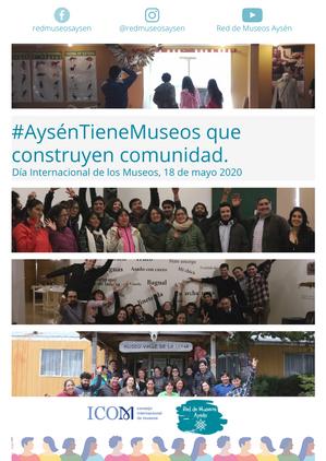 #AysénTieneMuseos