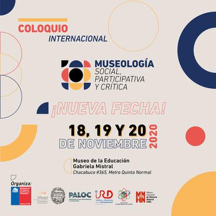 Coloquio Internacional de Museología Social, Participativa y Crítica