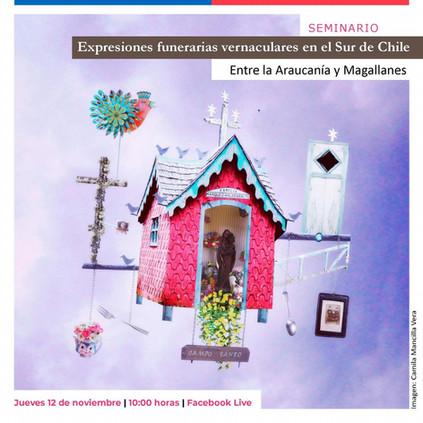 Seminario Expresiones Funerarias vernaculares en el sur de Chile