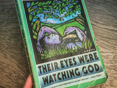 Recommended Read: Their Eyes Were Watching God by Zora Neale Hurston