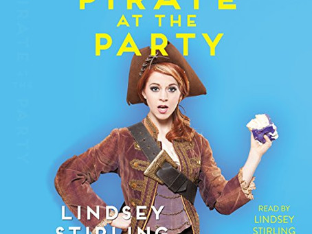 Recommended Read: The Only Pirate at the Party by Lindsey Stirling