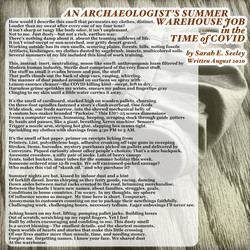 An Archaeologists Summer Warehouse Job_P