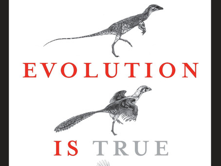 "Thoughts on ""Why Evolution is True"" by Jerry A. Coyne"