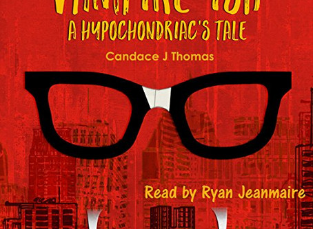 Review of Vampire-ish: A Hypochondriac's Tale