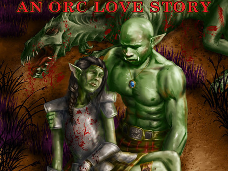 """Now Available: """"Blood Oath: An Orc Love Story"""""""