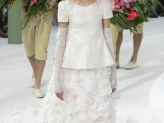 My TOP 5 bridal gowns from Paris 2015 HAUTE COUTURE