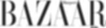 Logo Harper's Bazaar arabia