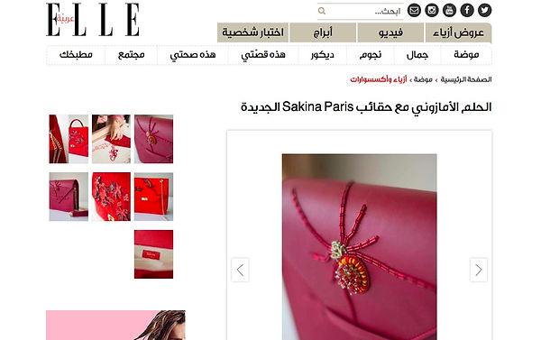 article Elle arabia, Elle middle east