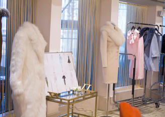 Sakina Paris fashion presentation in Dubaï