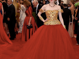 Chronicles of Chic: Met Ball 2015