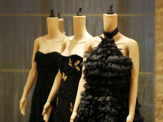 Black Swan couture collection at Sofitel The Palm