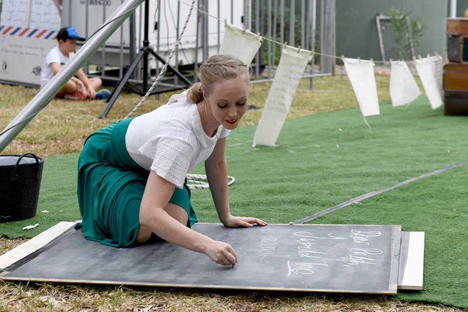 The Last Letter at Kew Festival