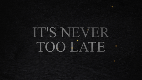 """""""Never Too Late"""" by Three Days Grace"""