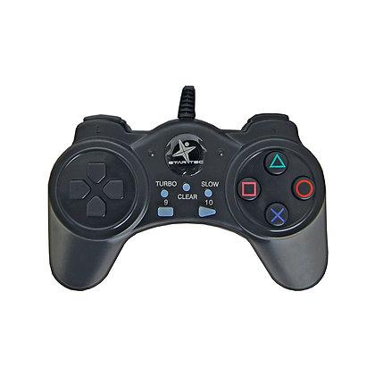 Game Pad Star Tec X1 St-Gp-1080 Usb Negro