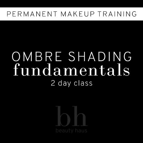 2 Day Shading Beginner's Class