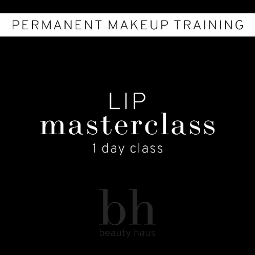 Lip Masterclass
