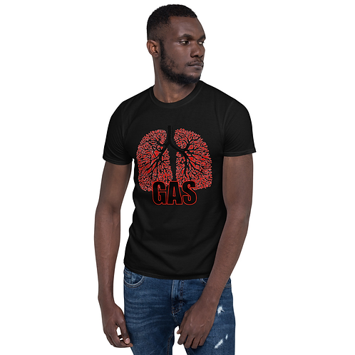 Gas 7# Collection T-Shirt (Lungs)