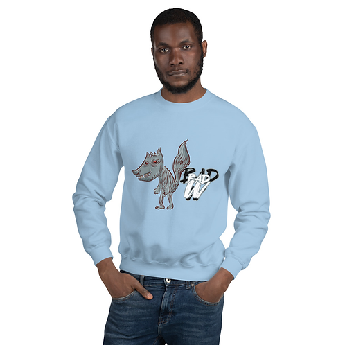 Bad Wolf Crew Neck Sweater