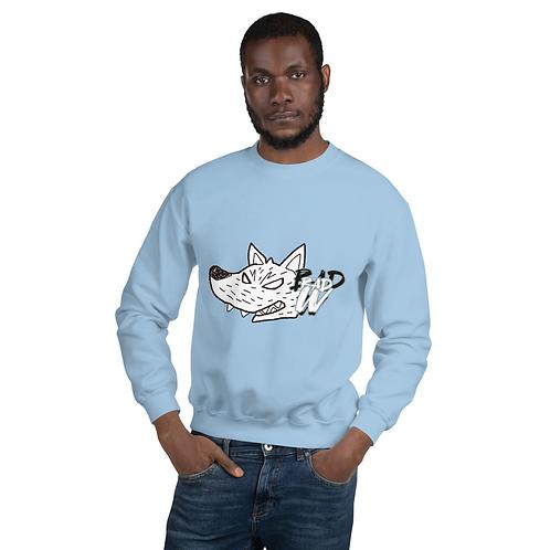 Bad Wolf Crew Neck Sweater 2#