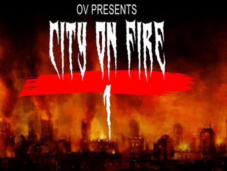 New Film - City On Fire