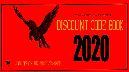 2020 - WINTER/SPRING DISCOUNT BOOK
