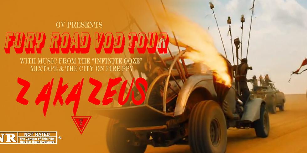 FURY ROAD VOD TOUR PASS