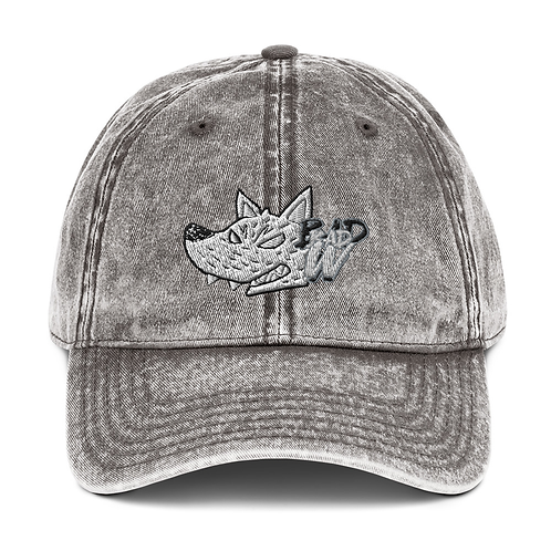 Bad Wolf Dad Hat (Embroidered)