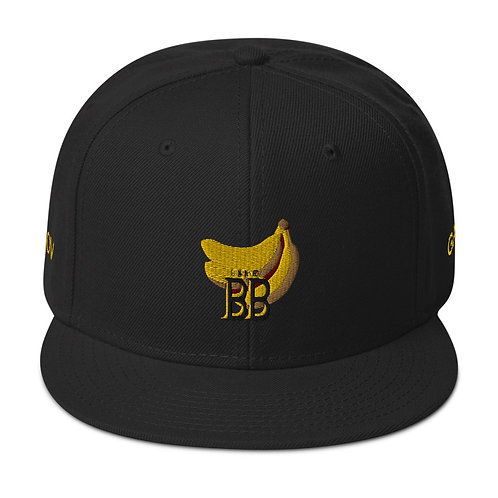 Banana Boy Otto Snap back 3#