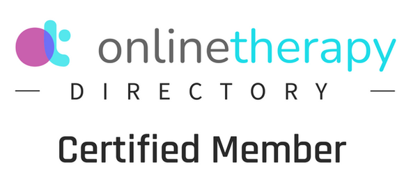 Online Therapy Badge