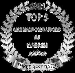 Top 3 Best in Warren Badge, 2021