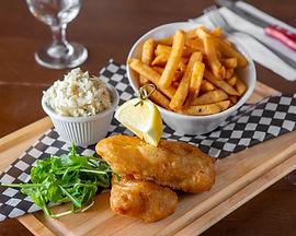 Brasserie Le Manoir Pointe-Claire - fish