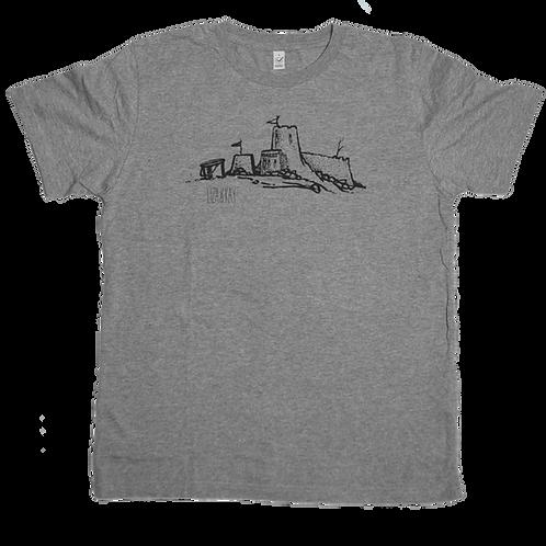 Shirt Sandburg grau