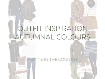 Autumnal Colours | Outfit Inspiration