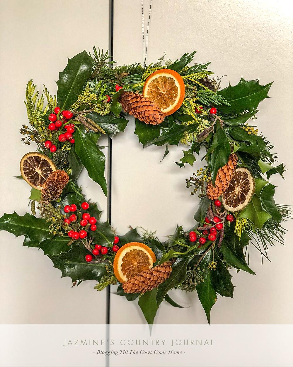 Final image of wreath