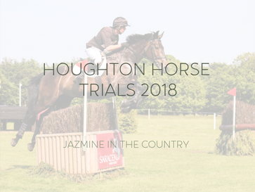 Houghton Horse Trials 2018